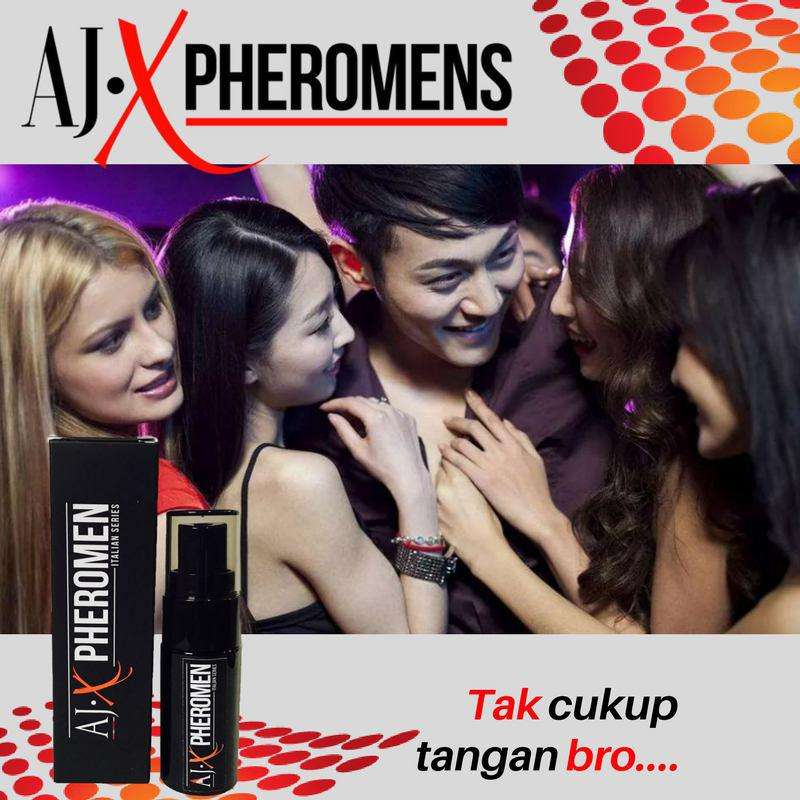 AJX PHEROMEN PERFUME ITALIAN SERIES
