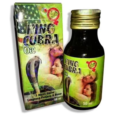 KING COBRA OIL
