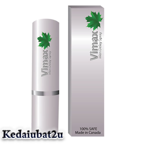 VIMAX MEN DELAY SPRAY